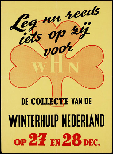 Collecte speldjes 27-28 december 1940