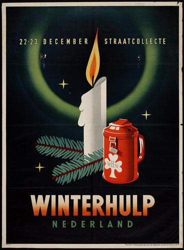 Collecte speldjes 22-23 december 1941