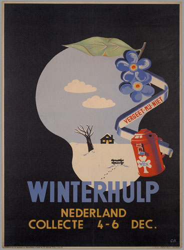 Collecte speldjes 04-06 december 1943