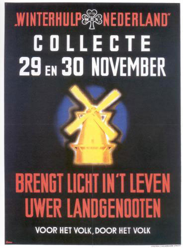 Collecte speldjes 29-30 november 1940